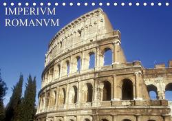 Imperium Romanum (Tischkalender 2021 DIN A5 quer) von Bildarchiv,  Geotop