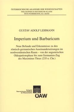 Imperium und Barbaricum von Lehmann,  Gustav Adolf