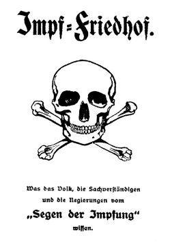 Impf-Friedhof von Wegener,  Hugo