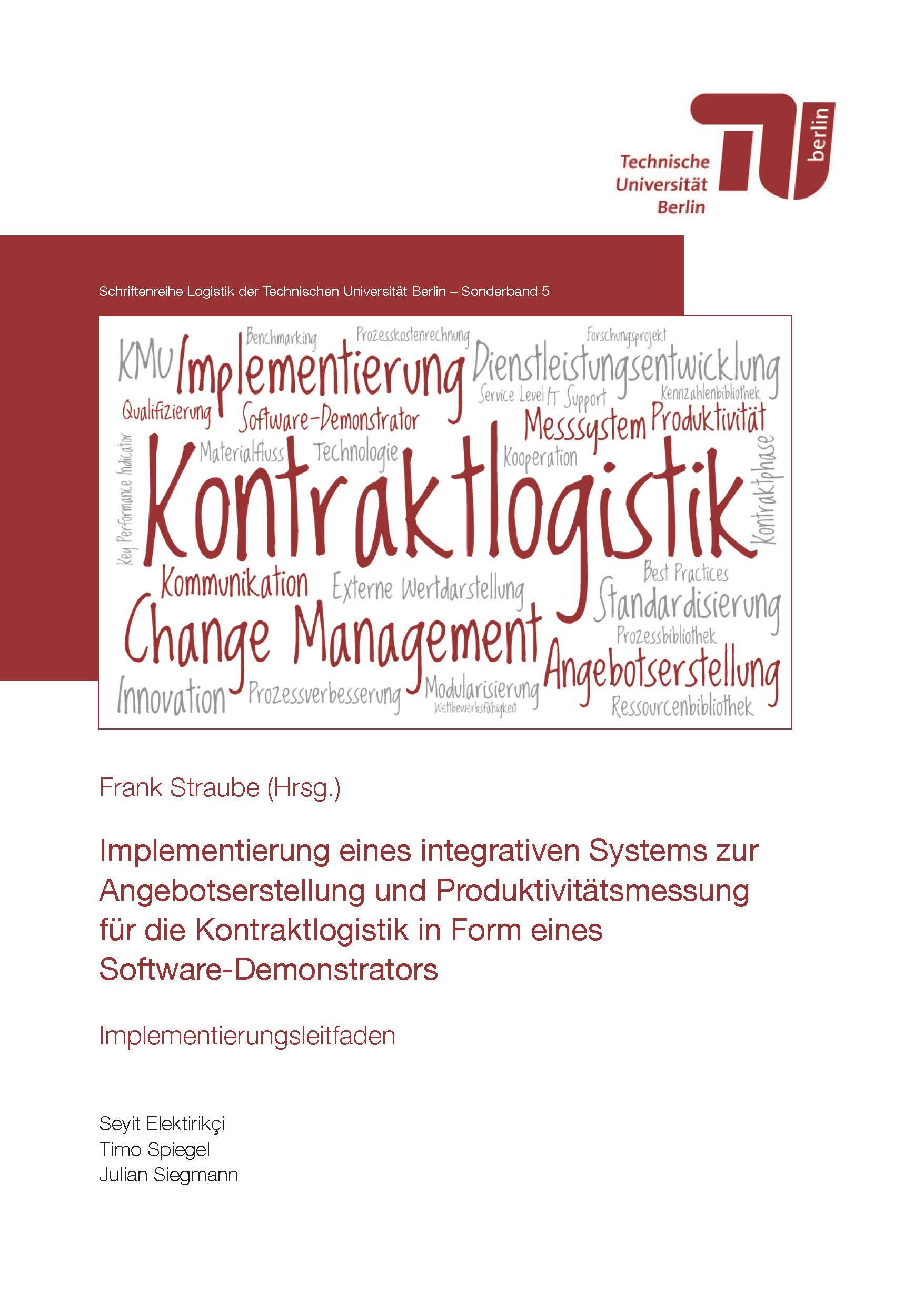 Implementierung Eines Integrierten Systems Zur Angebotserstellung Und