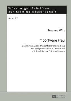 Importware Frau von Witz,  Susanne