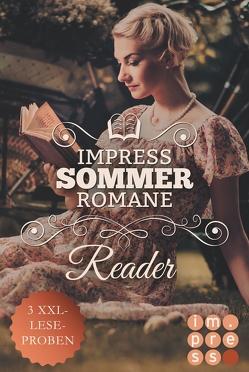 Impress Reader Sommer 2015: Tauch ein in bittersüße Sommerromane von Brandt,  Felicitas, Riemer,  Martina, Voosen,  Tanja