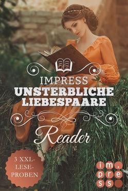Impress Reader Sommer 2016: Unsterbliche Liebespaare von Hasse,  Stefanie, Jager,  Jennifer Alice, Knoll,  Julia Kathrin