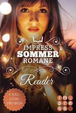 Impress Reader Sommer 2019: Tauch ein in knisternde Sommerromantik von Heeger,  Mimi, Leopold,  Kim, Wolf,  Katharina, Zwirner,  Teresa