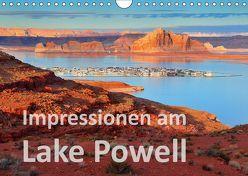 Impressionen am Lake Powell (Wandkalender 2019 DIN A4 quer) von Wilczek,  Dieter-M.