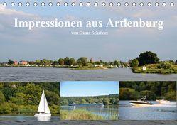 Impressionen aus Artlenburg (Tischkalender 2019 DIN A5 quer) von Schröder,  Diana