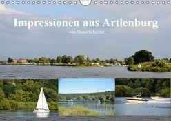 Impressionen aus Artlenburg (Wandkalender 2019 DIN A4 quer) von Schröder,  Diana
