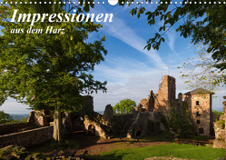 Impressionen aus dem Harz (Wandkalender 2021 DIN A3 quer) von Levi,  Andreas