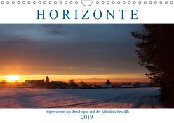 Impressionen aus dem Hegau und der Schwäbischen Alb (Wandkalender 2019 DIN A4 quer) von Briehl,  Ludwig