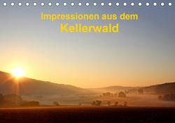 Impressionen aus dem Kellerwald (Tischkalender 2021 DIN A5 quer) von Busch,  Eva