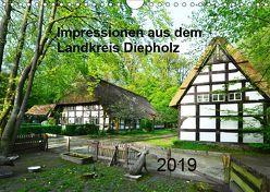 Impressionen aus dem Landkreis Diepholz (Wandkalender 2019 DIN A4 quer) von Wösten,  Heinz