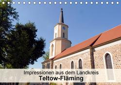 Impressionen aus dem Landkreis Teltow-Fläming (Tischkalender 2020 DIN A5 quer) von Schlüfter,  Elken