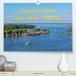 Impressionen aus dem Norden (Premium, hochwertiger DIN A2 Wandkalender 2020, Kunstdruck in Hochglanz) von Kuttig,  Siegfried