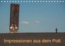 Impressionen aus dem Pott (Tischkalender 2018 DIN A5 quer) von Fritsche,  Klaus