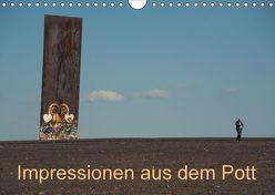 Impressionen aus dem Pott (Wandkalender 2018 DIN A4 quer) von Fritsche,  Klaus
