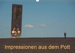 Impressionen aus dem Pott (Wandkalender 2019 DIN A3 quer) von Fritsche,  Klaus