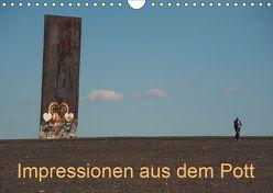 Impressionen aus dem Pott (Wandkalender 2019 DIN A4 quer) von Fritsche,  Klaus