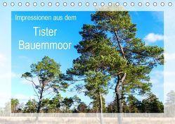 Impressionen aus dem Tister Bauernmoor (Tischkalender 2019 DIN A5 quer) von Hampe,  Gabi