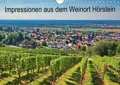 Impressionen aus dem Weinort Hörstein (Wandkalender 2018 DIN A4 quer) von Jentzsch,  Norbert