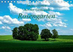 Impressionen aus der Gemeinde Rosengarten (Tischkalender 2019 DIN A5 quer) von Hampe,  Gabi