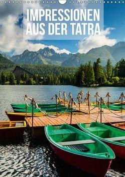 Impressionen aus der Tatra (Wandkalender 2018 DIN A3 hoch) von Gospodarek,  Mikolaj