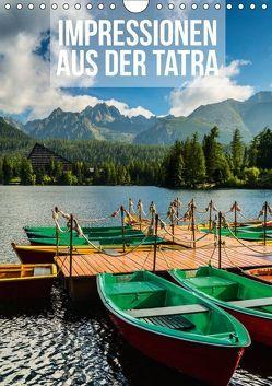 Impressionen aus der Tatra (Wandkalender 2018 DIN A4 hoch) von Gospodarek,  Mikolaj