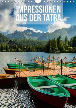Impressionen aus der Tatra (Wandkalender 2019 DIN A4 hoch) von Gospodarek,  Mikolaj