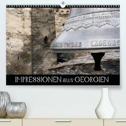 Impressionen aus Georgien (Premium, hochwertiger DIN A2 Wandkalender 2021, Kunstdruck in Hochglanz) von Walk,  Birgit