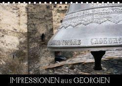 Impressionen aus Georgien (Tischkalender 2018 DIN A5 quer) von Walk,  Birgit