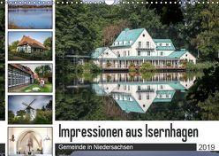 Impressionen aus Isernhagen (Wandkalender 2019 DIN A3 quer) von SchnelleWelten