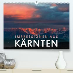 Impressionen aus Kärnten (Premium, hochwertiger DIN A2 Wandkalender 2021, Kunstdruck in Hochglanz) von Dr. Günter Zöhrer,  ©