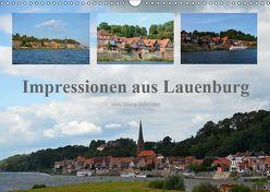 Impressionen aus Lauenburg (Wandkalender 2019 DIN A3 quer) von N.,  N.