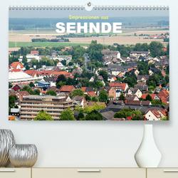 Impressionen aus Sehnde (Premium, hochwertiger DIN A2 Wandkalender 2021, Kunstdruck in Hochglanz) von Valentino,  Bo