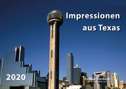 Impressionen aus Texas – Fotokalender DIN A5 von Krensel,  Erwin