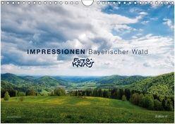 IMPRESSIONEN Bayerischer Wald (Wandkalender 2018 DIN A4 quer) von Knaus,  Georg