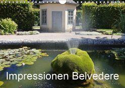 Impressionen Belvedere (Wandkalender 2019 DIN A4 quer) von Hufeld,  Bernd