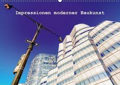 Impressionen moderner Baukunst (Wandkalender 2018 DIN A2 quer) von Müller,  Christian