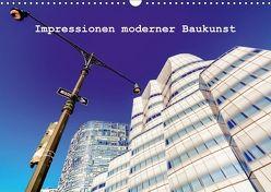 Impressionen moderner Baukunst (Wandkalender 2018 DIN A3 quer) von Müller,  Christian