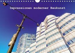 Impressionen moderner Baukunst (Wandkalender 2018 DIN A4 quer) von Müller,  Christian