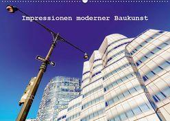 Impressionen moderner Baukunst (Wandkalender 2019 DIN A2 quer) von Müller,  Christian