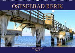 Impressionen Ostseebad Rerik (Wandkalender 2019 DIN A2 quer) von Felix,  Holger