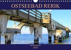 Impressionen Ostseebad Rerik (Wandkalender 2019 DIN A4 quer) von Felix,  Holger