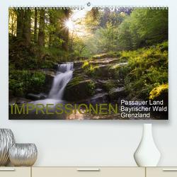 Impressionen Passauer Land, Bayrischer Wald, Grenzland (Premium, hochwertiger DIN A2 Wandkalender 2021, Kunstdruck in Hochglanz) von Stadler Fotografie,  Lisa
