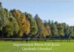 Impressionen Rhein-Erft-Kreis Quadrath-Ichendorf (Tischkalender 2019 DIN A5 quer) von Wejat-Zaretzke,  Gabriela
