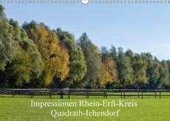 Impressionen Rhein-Erft-Kreis Quadrath-Ichendorf (Wandkalender 2018 DIN A3 quer) von Wejat-Zaretzke,  Gabriela