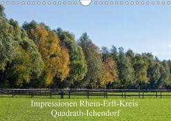 Impressionen Rhein-Erft-Kreis Quadrath-Ichendorf (Wandkalender 2018 DIN A4 quer) von Wejat-Zaretzke,  Gabriela