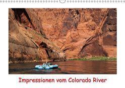 Impressionen vom Colorado River (Wandkalender 2019 DIN A3 quer) von Wilczek,  Dieter-M.