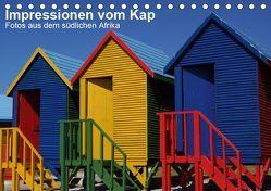 Impressionen vom Kap (Tischkalender 2019 DIN A5 quer) von Werner,  Andreas