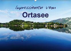 Impressionen vom Ortasee (Wandkalender 2019 DIN A2 quer)