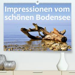 Impressionen vom schönen Bodensee (Premium, hochwertiger DIN A2 Wandkalender 2021, Kunstdruck in Hochglanz) von GUGIGEI